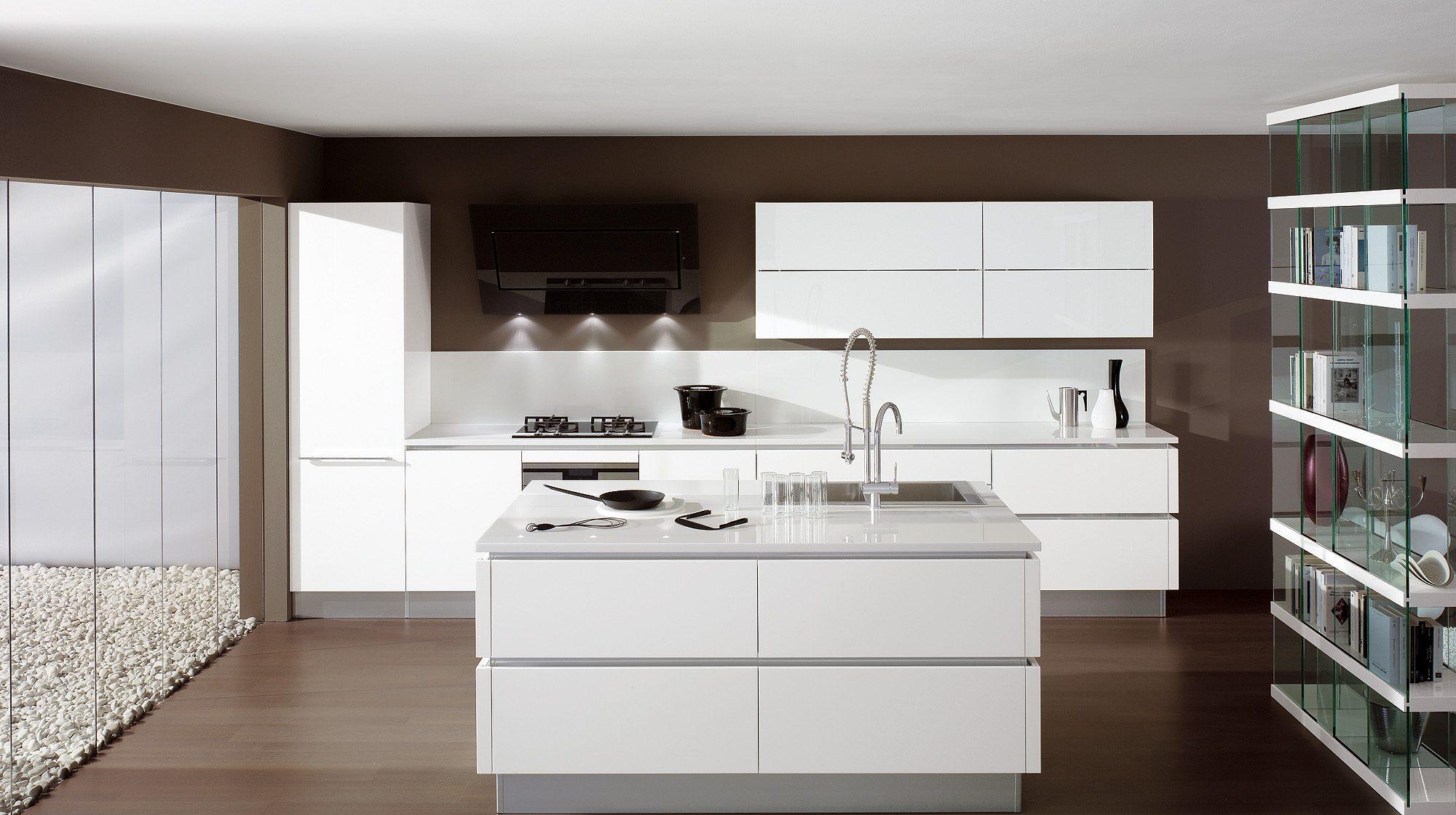 Custom Kitchens Manhattan | Italian Kitchens NY | Luxury Kitchen ...