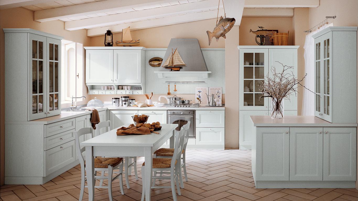Luxury Kitchen In Manhattan - Newport Country Kitchen ...