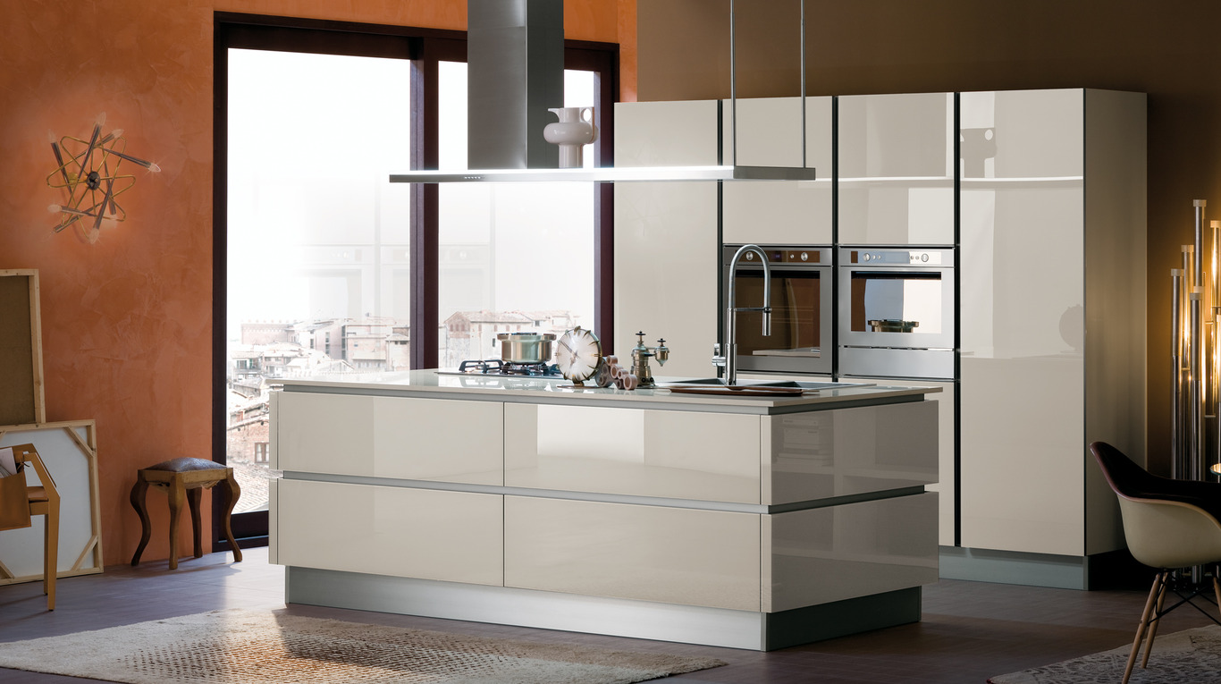 Italian Kitchens In Manhattan - Ri-Flex | Veneta Cucine