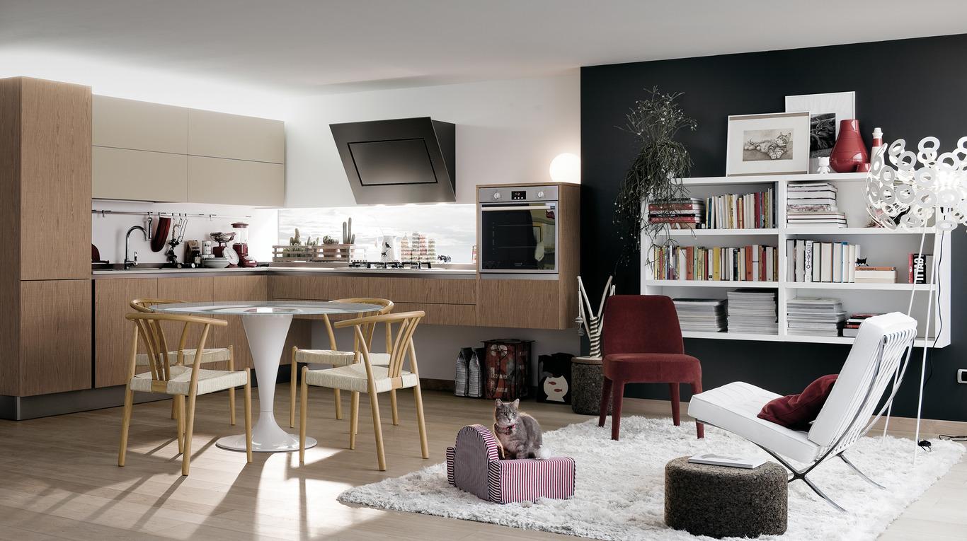 High End Kitchens In Manhattan - Extra.Go Collection | Veneta Cucine