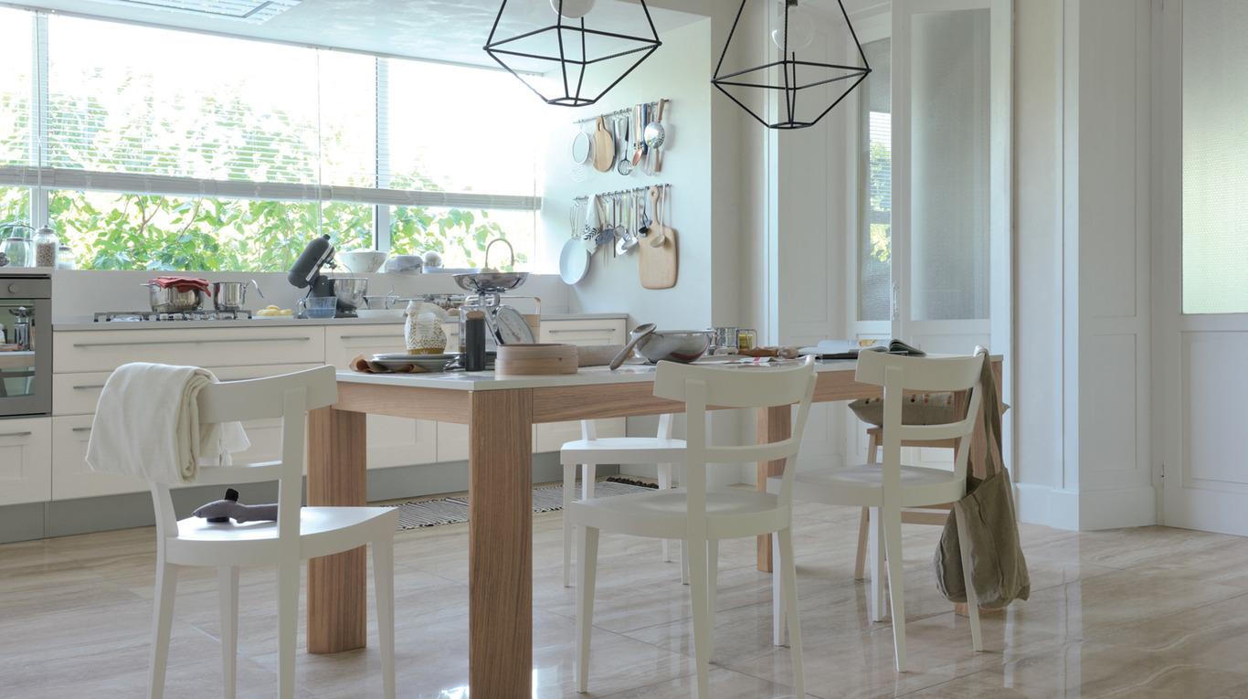 Custom Kitchens In Manhattan - Dialogo | Veneta Cucine