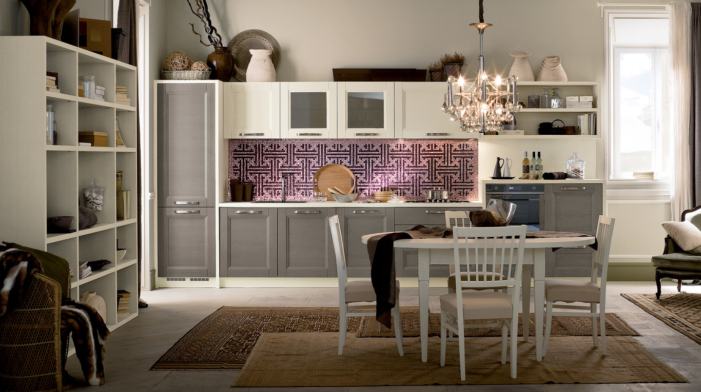 Luxury Kitchen In Manhattan - Tradizone | Veneta Cucine