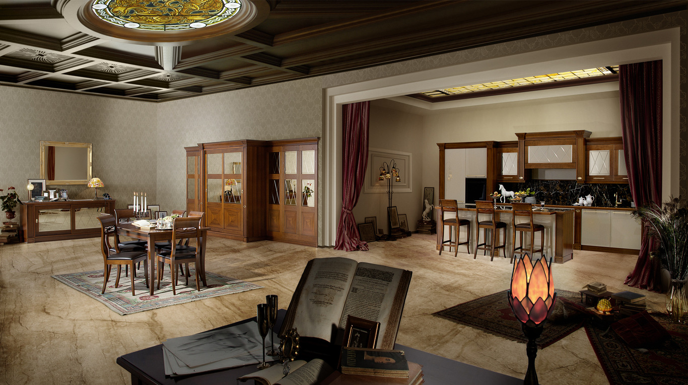 Luxury Kitchen In Manhattan - Ca\'Veneta   Veneta Cucine