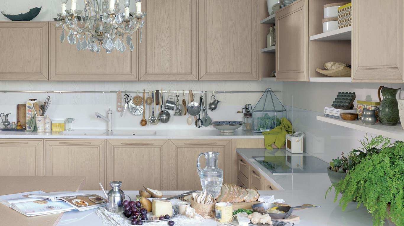 Luxury Kitchen In Manhattan - Elegante | Veneta Cucine