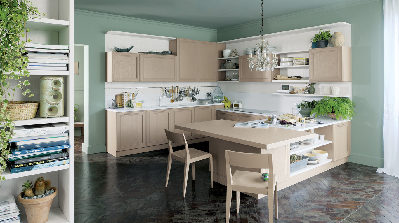 Custom Kitchens In Manhattan - Essence | Veneta Cucine
