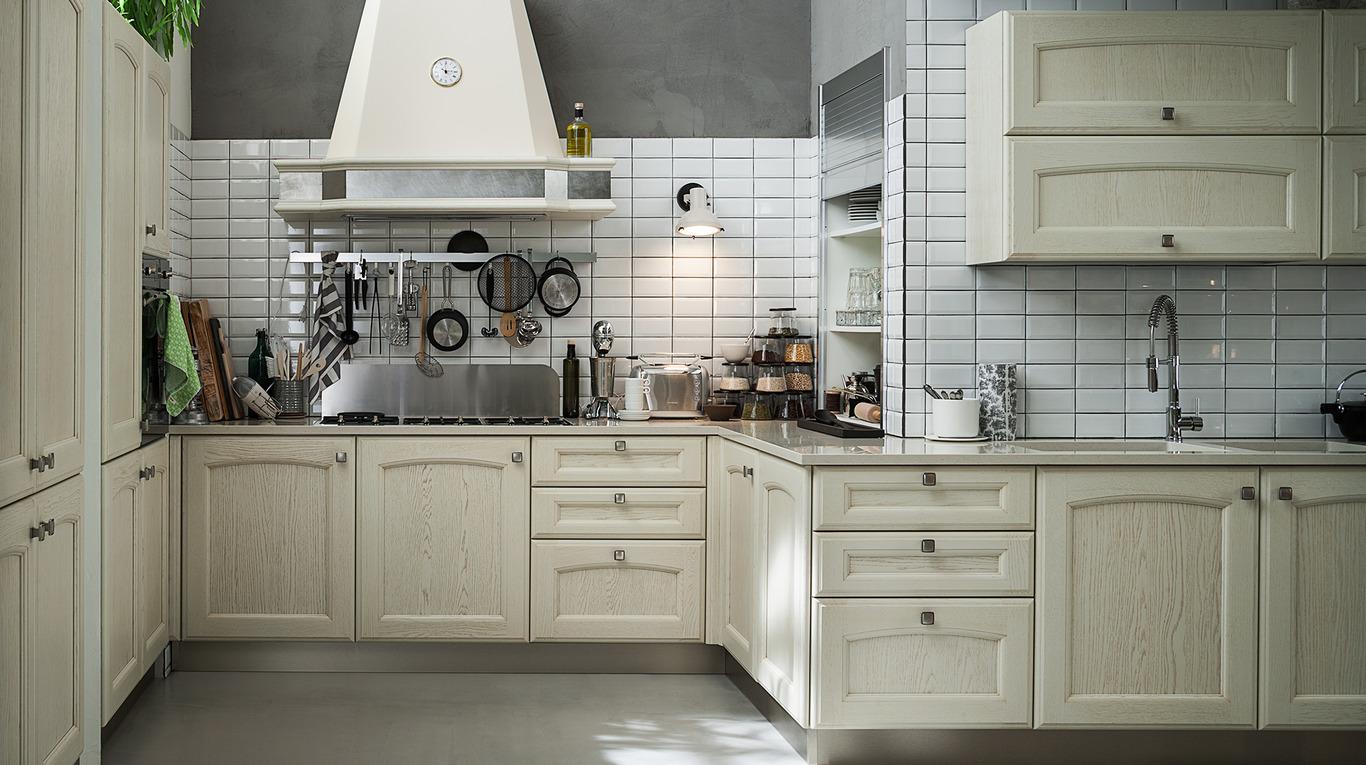 Luxury Kitchen In Manhattan - Tradizone | Veneta Cucine