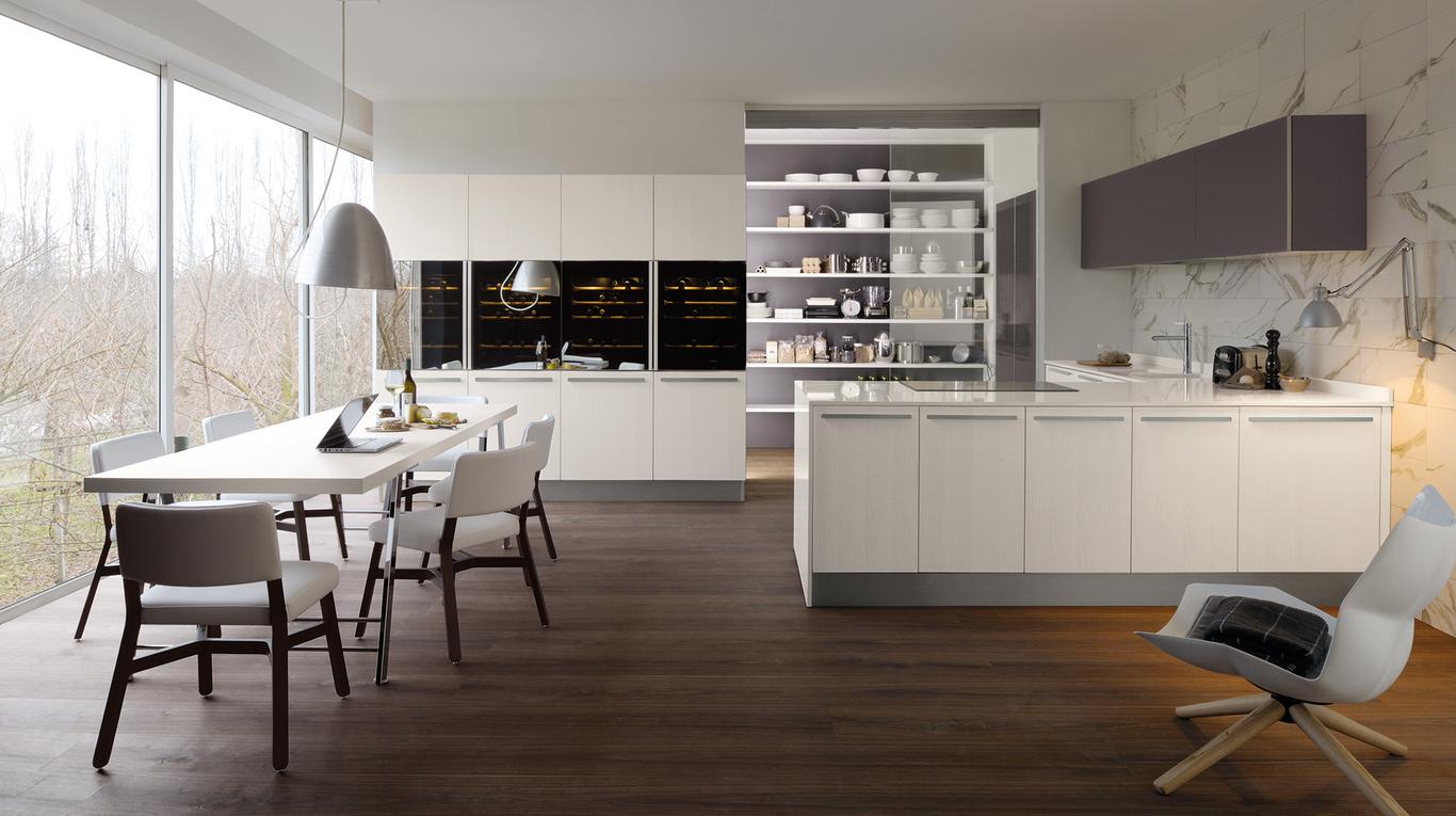 Cucine Moderne Veneto.Custom Kitchens Extra Veneta Cucine