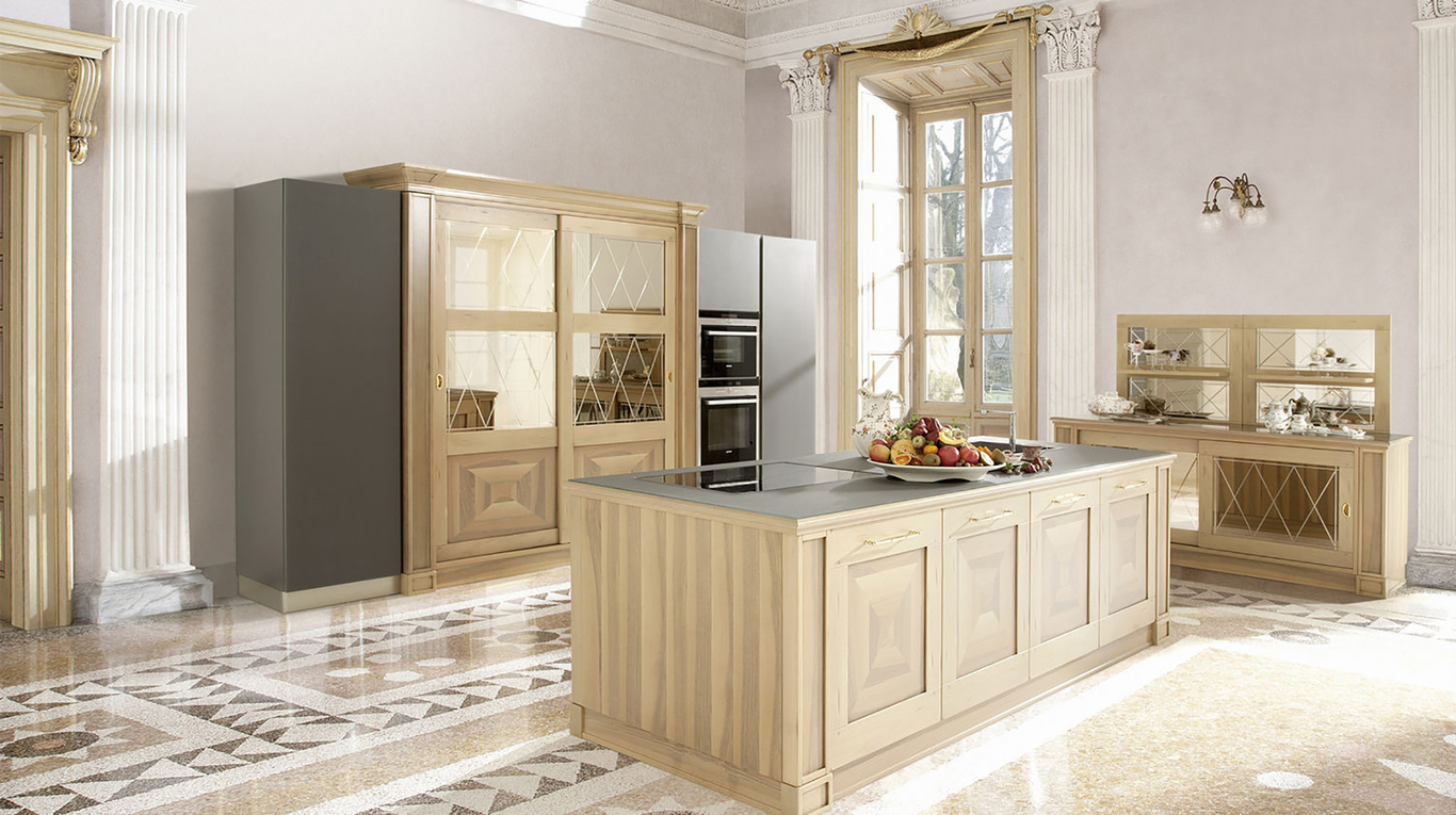 Luxury Kitchen In Manhattan - Ca\'Veneta | Veneta Cucine