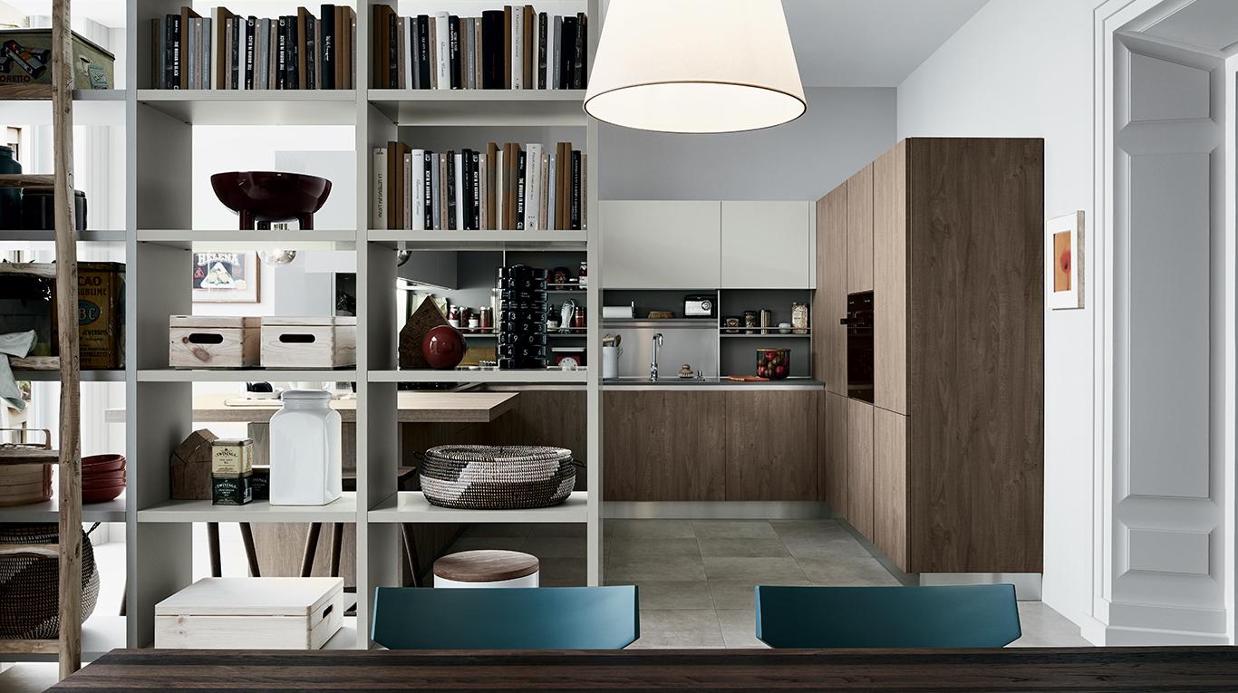 Custom Kitchens In Manhattan - Ethica.Go Collection | Veneta Cucine