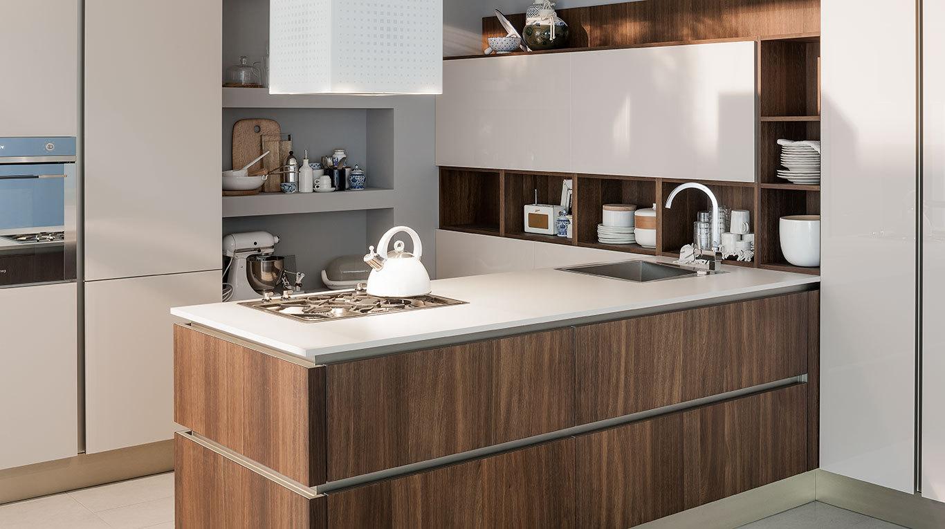 Italian Kitchens In Manhattan - Ri-Flex | Veneta Cucine