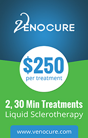 Save more on varicose vein treatment.