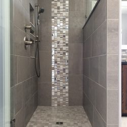 Shower Remodeling Project from Vertex Flooring and Design