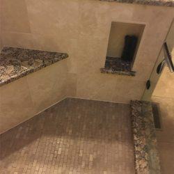 Shower Tile & Granite Installation