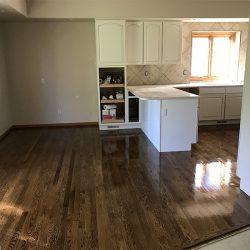 Beautiful Wood Floor Installation