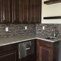 Kitchen Tile Installation from Vertex Flooring and Design