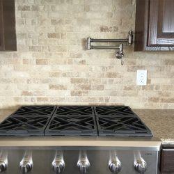 Kitchen Tile Backsplash Installation