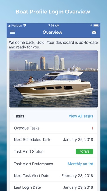 boating dating app