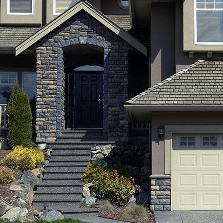 Exterior Home Inspection Photo