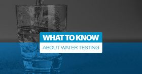 What to know about water testing