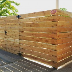 There are numerous uses for a fence installation!