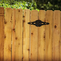 Gate installation works best with a great fence!