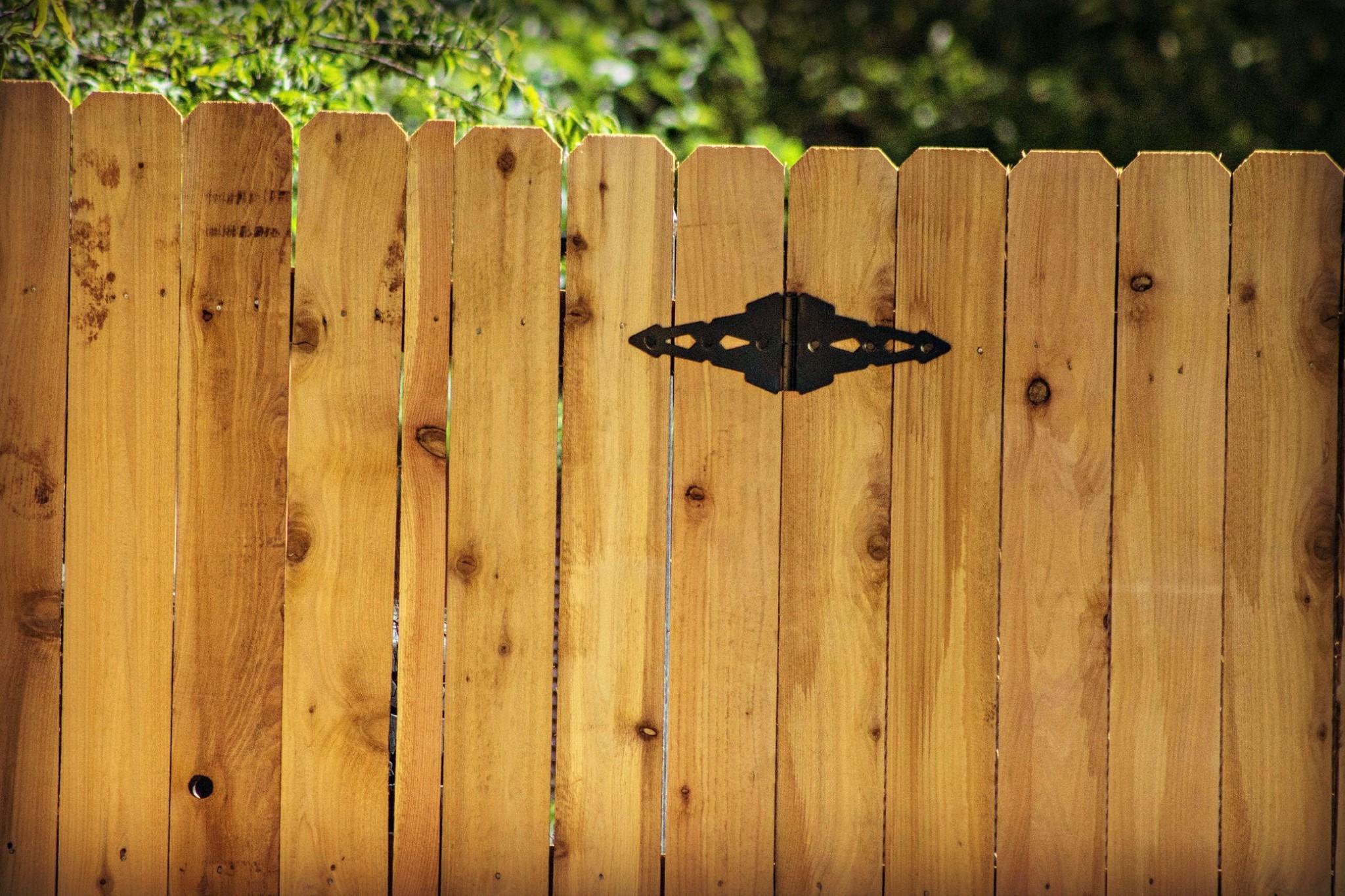 Fencing Installation Oklahoma City The Benefits of Our Cedar Fences
