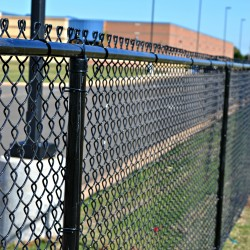 We provide commercial fencing installation services!