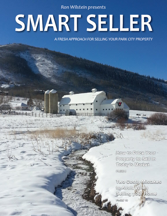 Selling Park City Real Estate Magazine
