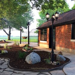 Look out to this beautiful destination spot when you visit Canada at The Vineyard Suite.