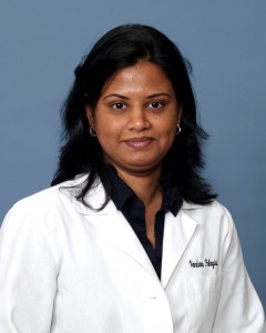 Dr. Palagiri is your internal medicine doctor.