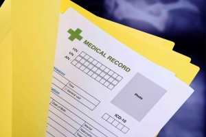 bigstock-Blank-Medical-Record-In-Yellow-64795438-c-r