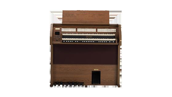Viscount organ for modern organist