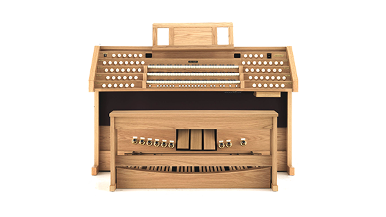 full sized Viscount organ