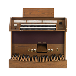 Viscount organ for church organists