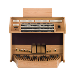 Viscount organ for churches