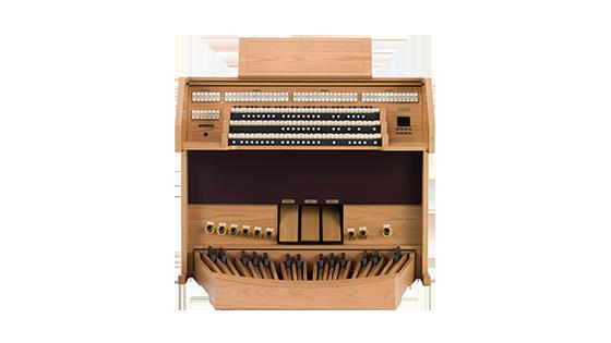 Viscount organ for churches