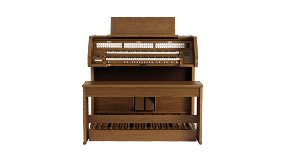 full sized hybrid Viscount organ