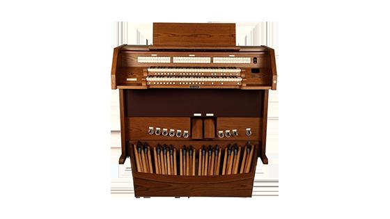 modern pipe organ