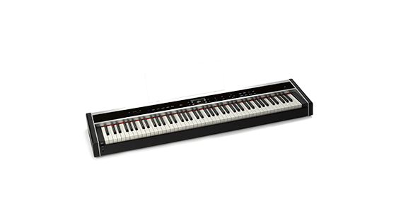 Viscount digital organ for portable playing