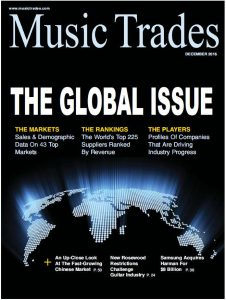 Music Trades Feature Article Viscount
