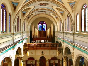 Our Lady of Mount Carmel Catholic Church Pipe Organ
