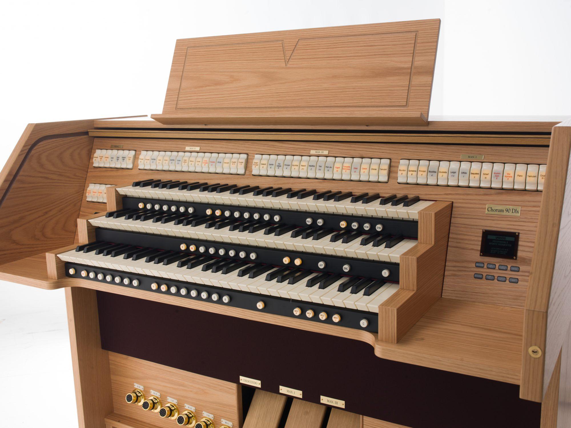 Pipe Organ Music | Organ For Sale | Viscount Organs