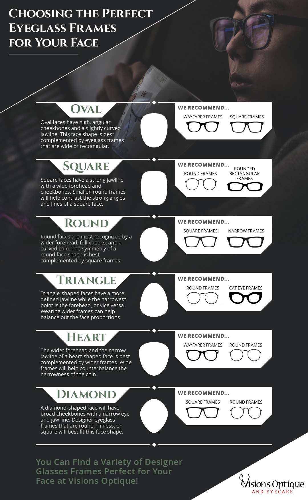 c05b63d24d8 While there are many factors that go into choosing a pair of eyeglasses
