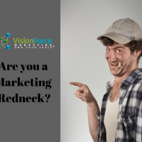 Are you a Marketing Redneck?