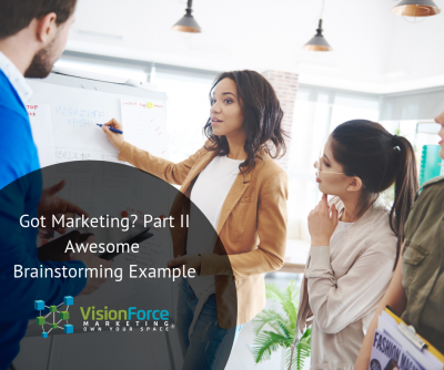 Got Marketing? Part II