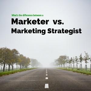 Marketer vs.