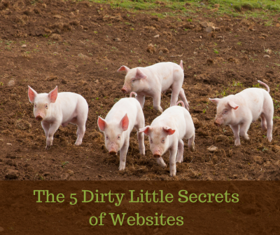 The 5 Dirty Little Secrets of Websites