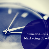 is it time to hire a marketing coach