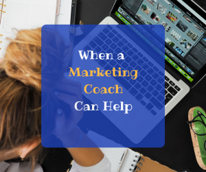 What does a marketing coach do