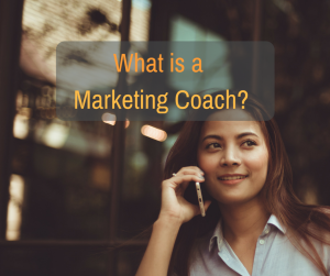 what is a marketing coach